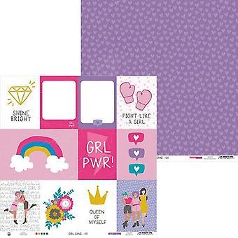 Piatek13 - Paper Girl Gang 05 P13-GRL-05 12x12