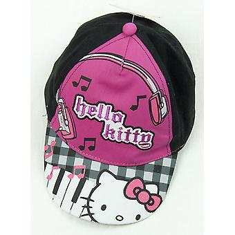 Hello Kitty Girls Baseball Cap / Chapéu