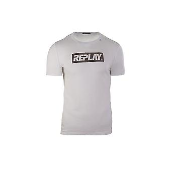 Replay M30170002660001 universal ympäri vuoden miesten t-paita