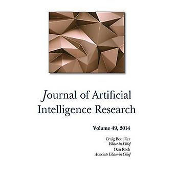 Journal of Artificial Intelligence Research Volume 49 by Boutilier & Craig