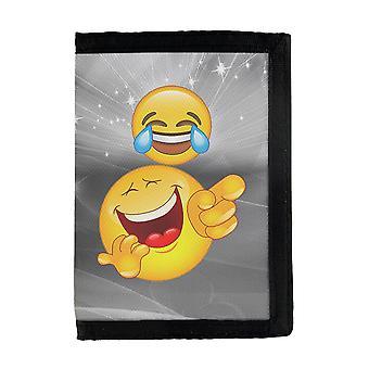 Emoji Rindo Carteira