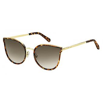 Sunglasses FOS2087/S Women's havanna gold/ brown