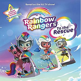 Rainbow Rangers - To the Rescue by Summer Greene - 9781250190253 Book