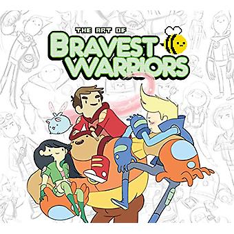 The Art Of Bravest Warriors by Frederator - 9781506712338 Book