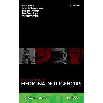 Errores comunes en medicina de urgencias by Amal Mattu - 978841703328