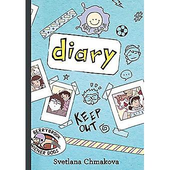 Diary by Svetlana Chmakova - 9781975332792 Book