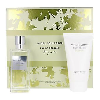 Unisex' Perfume Set Bergamota Angel Schlesser EDC (2 pcs)