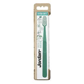 Toothbrush for Kids Green Clean  Ultra Soft Jordan