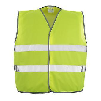 Mascot weyburn hi-vis liikenne liivi 50187-874 - turvallinen klassikko, miesten