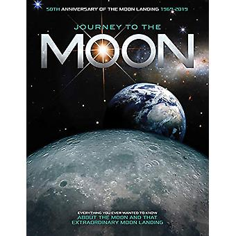 Journey To The Moon - 9781912918096 Book