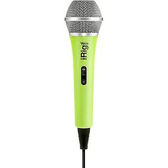 IK Multimedia iRig Voice Mobile phone microphone Transfer type:Corded Switch