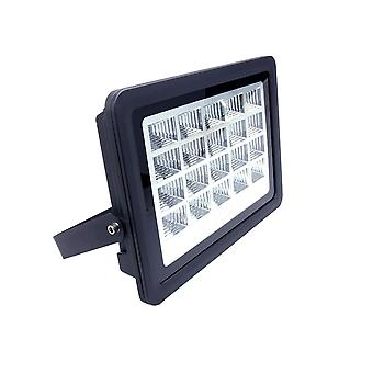 Jandei Proyector LED exterior 200W 6000K negro 220V