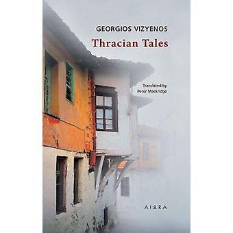 Contos trácios de Georgios Vizyenos - 9786185048167 Livro