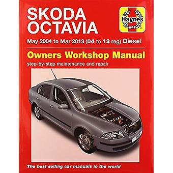 Skoda Octavia Diesel (maj '04-Mar '13) 04 till 13 reg - 9781785214301 B