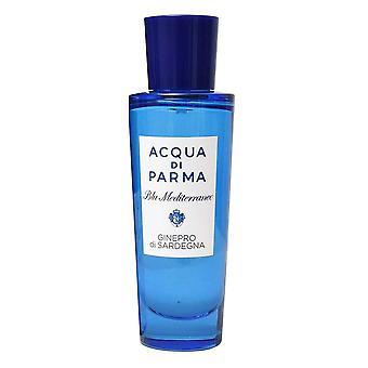 Acqua di Parma Ginepro di Sardegna Eau de Toilette Spray 30ml Blu Mediterraneo