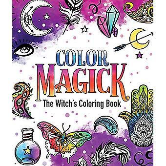 Väri Magick - Witch's värityskirja Raven Williams - 978125025
