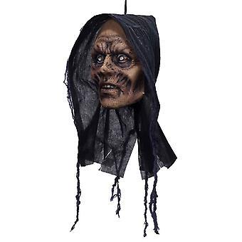 Zombie Head. Halloween Heads.