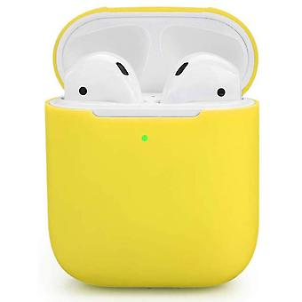 Cas pour Airpods Apple 1 2 3 écouteurs Silicone TPU Soft Skin Charger Cover