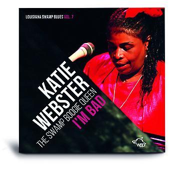 Katie Webster - Louisiana Swamp Blues 7 [CD] USA import