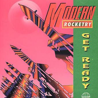 Moderne Rocketry - Get Ready (Cuba Libre) [CD] USA importeren
