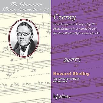 Howard Shelley - Romantic Piano Concerto 71 [CD] USA import