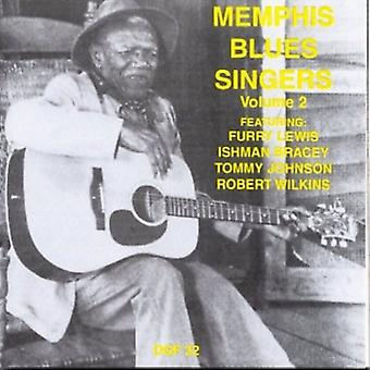 Memphis Blues Singers - Vol. 2-Memphis Blues Singers [CD] USA import