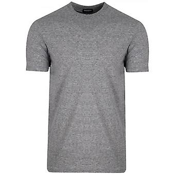 DSQUARED2 Underwear Grey DSQ2 Logo Crew Neck T-Shirt