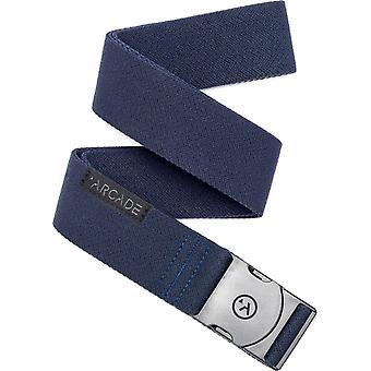 Arcade Ranger Webbing Belt in Navy