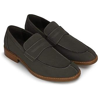 UNLISTED door Kenneth Cole mannen ' s Kinley slip op penny loafer