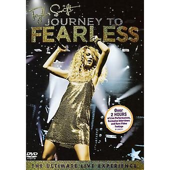 Taylor Swift - Taylor Swift: Reise til uredd [DVD] USA import