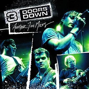 3 Doors Down - Another 700 Miles EP [CD] USA import
