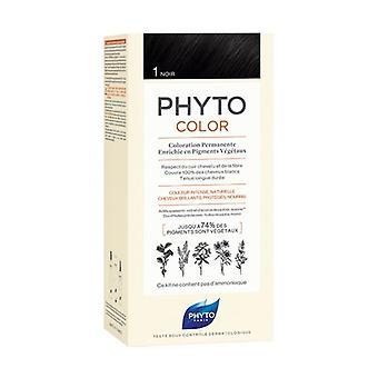 Phytocolor 1 Svart 1 enhet
