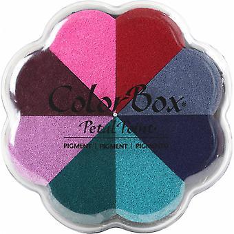 Clearsnap ColorBox Pigment Petal Point Aurora