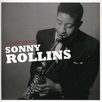 Sonny Rollins - mycket bästa av Sonny Rollins [CD] USA import