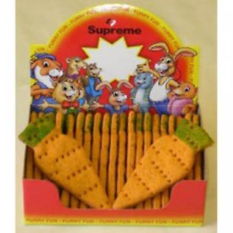 Supreme Giant Carrots Treats (Pack Of 25)