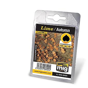 Ammo by Mig Leaves - Lime - Autumn