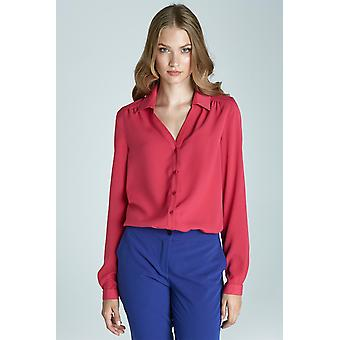 Fuchsia nife shirts