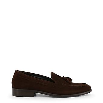 Made in italia anemaecore cam men's suède loafers