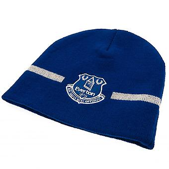 Everton FC Official Adults Unisex Knitted Hat