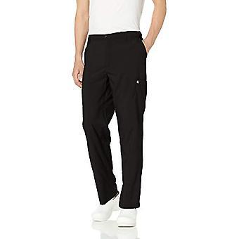 WonderWink Size Men's Cargo Pocket Pant, Black, X-Large/Tall