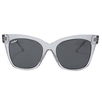 Sonnenbrille Damen  Jacky   transparent