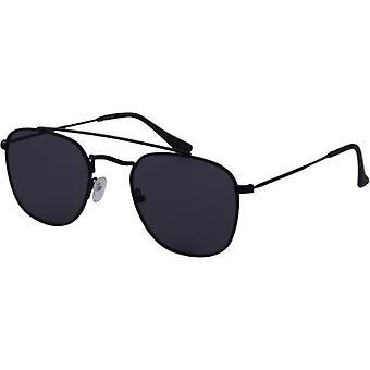 Sunglasses Unisex Icons Cat.2 Black/Grey (1130)