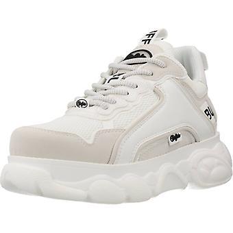 Buffalo Sport / pourrait Chai Vegan Color White Sneakers