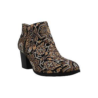 Estilo & Co. Mulheres masrinaaf Tecido Amêndoa Toe Ankle Fashion Boots
