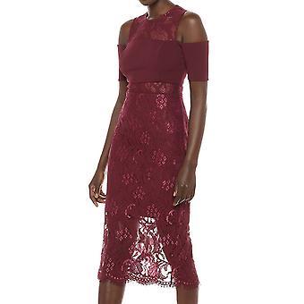 RACHEL Rachel Roy   Cold-Shoulder Bodycon Dress