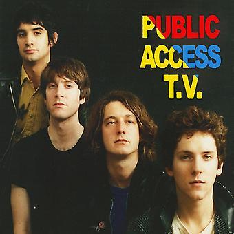Public Access T.V. - Never Enough (LP) Vinyle