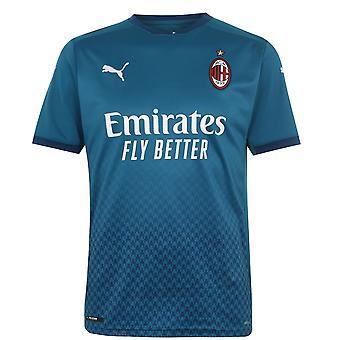 Puma Mens AC Milan Third Shirt 2020 2021