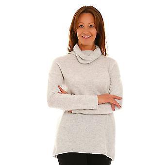 POMODORO Pomodoro Grey Sweater 22050