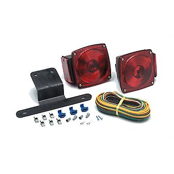 "Optronics STL-6RS Taillight 6 Function ""Led"""