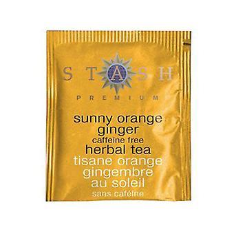 Stash Tea Sunny Orange Ginger Tea, 18 Bags
